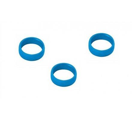 Target Slot Lock Ring Bleu