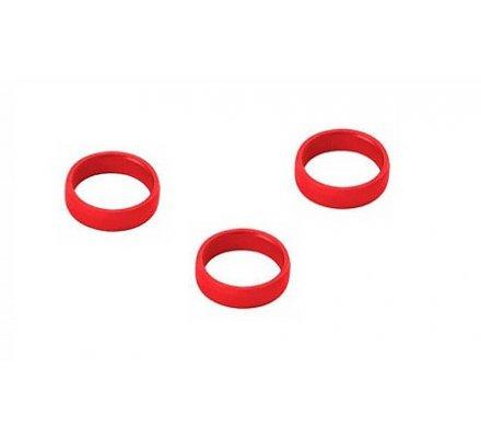 Target Slot Lock Ring Rouge