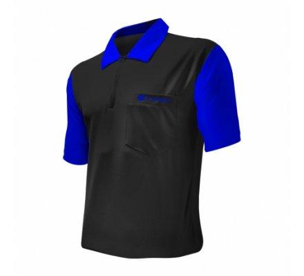 Polo Cool Play 2 Target Noir/Bleu