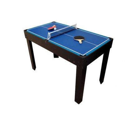 Table Multi Jeux 12 en 1 Noire W472P
