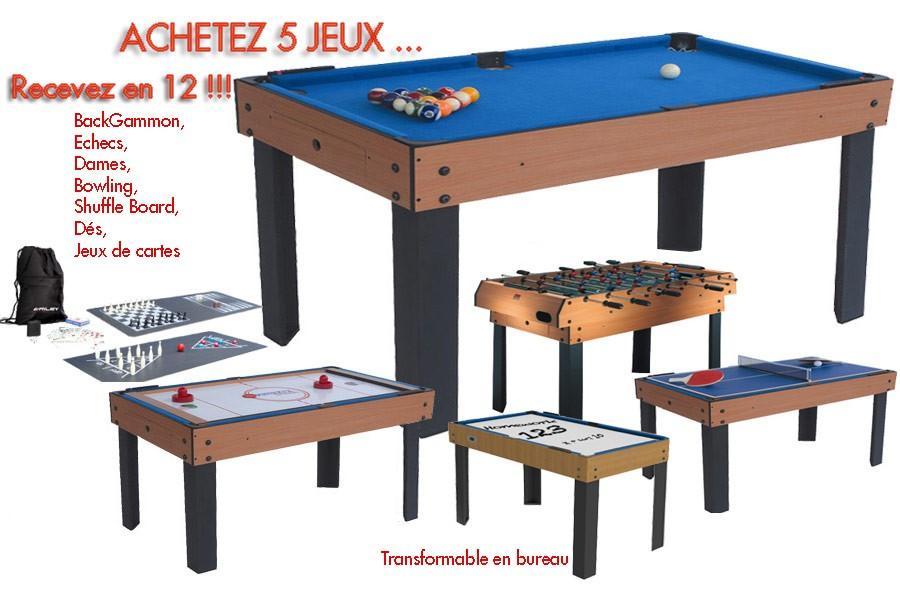 Dbjl table multi jeux acheter un billard dbjl dart billards jeux - Acheter table billard ...