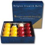 Jeu de billes pool anglais (50.8) Aramith Pro Cup A112A