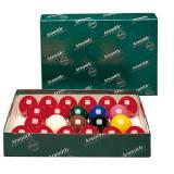 Jeu de billes Snooker 22 Billes Aramith (52.4) A119