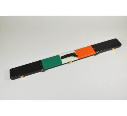 Boitier queue de billard Péradon Cuir 3/4  Irlande (2696-IRL)