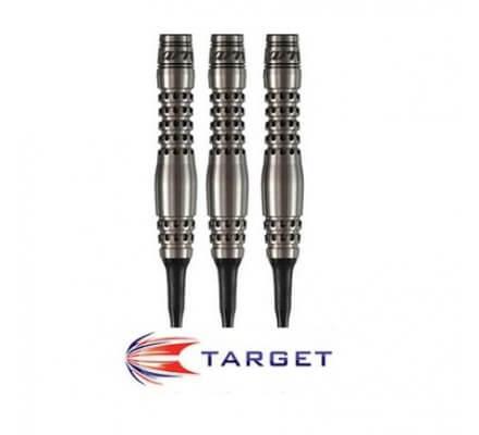 Fléchettes nylon Target Carrera C11 18gr