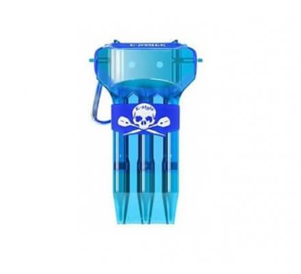 Etui pour jeux de fléchettes L-Style krystal One Bleu