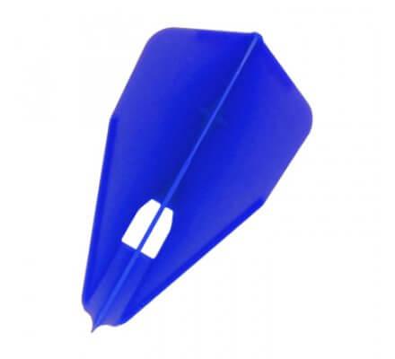 L-Style ailettes Champagne Bullet Bleu