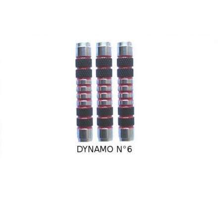 Fûts de fléchettes Dynamo n°6 18gr