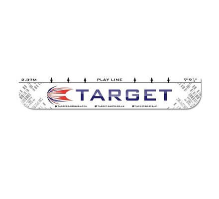 Pas de tir Target